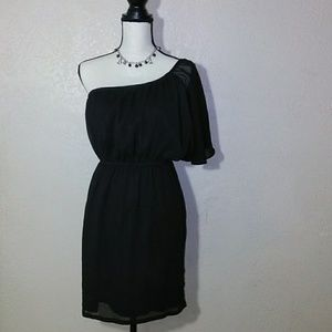 Dresses & Skirts - WOMEN'S ONE SHOULDER DRESS